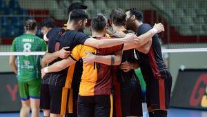 Galatasaray HDI Sigorta 3-1 Bursa Büyükşehir Belediyespor