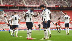 Tottenham, Manchester Unitedı paramparça etti