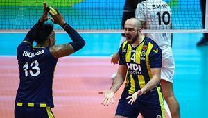 Halkbank 2-3 Fenerbahçe HDI Sigorta