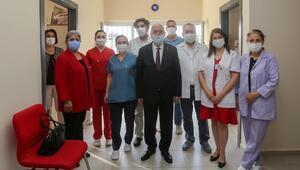 37. sağlık merkezi törenle açıldı