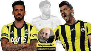 Son Dakika | Fenerbahçeden transfer sürpriz takas Giuliano ve Bakasetas...
