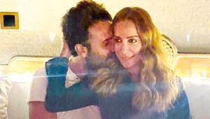 Gürkan Topçudan oyuncu sevgilisi Fatma Toptaşa romantik evlilik teklifi