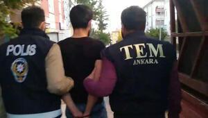 Son dakika haberler: Ankara'da Emniyet ve MİT'ten ortak operasyon