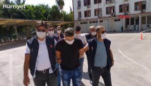 Suriyeli sahte polisleri, gerçek polisler yakaladı