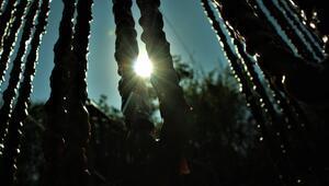 Günler süren bir emekle hazırlanıyor Sırrı güneş ışığı