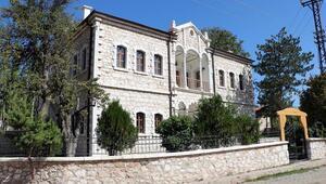 Yozgatın asırlık konakları restore edilerek ülke turizmine kazandırılıyor