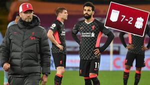 7-2 sonrası Liverpool için sert sözler Gördüklerimin en kötüsü...