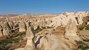Pandemi sürecinde en güvenli tatilin adresi: Kapadokya