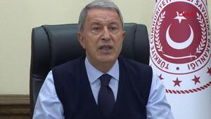 Milli Savunma Bakanı Akar: Ermenistan savaş suçu işliyor