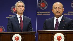 Son dakika haberler... Bakan Çavuşoğlu ile Stoltenbergden önemli açıklamalar
