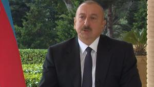 Son dakika haberler... Azerbaycan Cumhurbaşkanı Aliyevden flaş açıklamalar