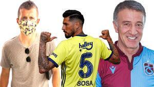 Son Dakika | Trabzonspordan Fenerbahçeye çalım Transfer son gününde Jose Sosanın rövanşı...