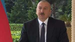 Azerbaycan Cumhurbaşkanı Aliyev: SİHA'lar sayesinde can kayıpları azaldı