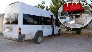 Daha fazla kaçak göçmen almak için koltukları sökmüşler