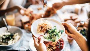 Ağustosta restorana gidenlerin oranı arttı