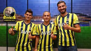 Son dakika haberi | Fenerbahçe şovla kapattı
