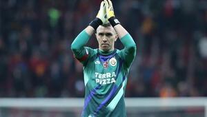 Son Dakika - Galatasaray, Fernando Musleranın lisansını çıkarttı
