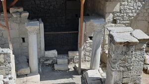 Aziz Nikolaos Anıt Müzesinde kazılar sona erdi