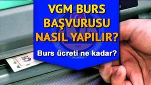 VGM burs başvurusu şartları  Vakıflar Genel Müdürlüğü Vgm.gov.tr burs başvurusu nasıl yapılır