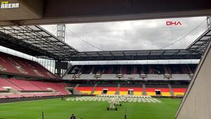 Köln Stadı Türkiye A Milli Takımını bekliyor