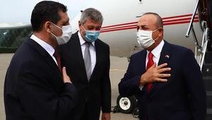 Son dakika... Bakan Çavuşoğlu Azerbaycana gitti