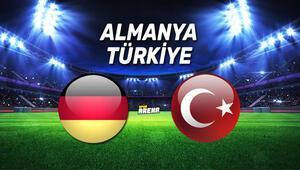Almanya Türkiye maçı bu akşam saat kaçta ve şifresiz mi Türkiye milli maçı hangi kanalda Almanya Türkiye karşılaşması öncesi istatistikler