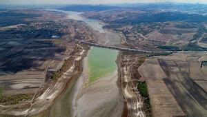 İstanbulda barajların doluluk oranı yüzde 35 seviyesine indi
