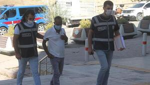Elazığda yakalanan yankesici tutuklandı