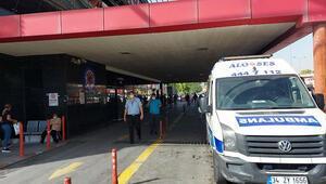 İzmirde 2 doktor ve 1 hastane polisi darp edildi