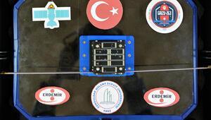 Türkiyenin ilk cep uydusu uzay yolunda