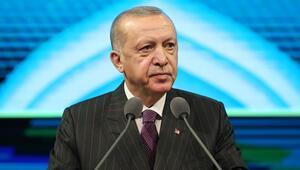 Son dakika haberler... Cumhurbaşkanı Erdoğandan Macrona tepki: Hadsizliktir, edepsizliktir