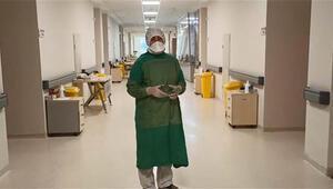 Koronavirüsle, kat kat giyinerek mücadele ediyorlar
