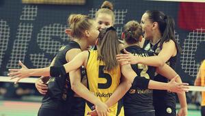 VakıfBank: 3-0 Galatasaray HDI Sigorta