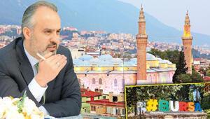 Tarih ve yeşil gün yüzüne çıkacak... Payitaht Bursa aslına dönüyor