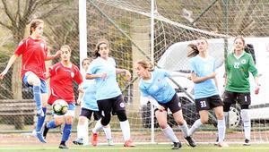 Son dakika haberi | Kadınlar da futbol oynamak istiyor