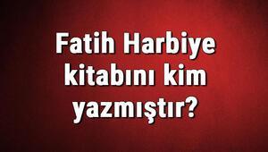 Fatih Harbiye kitabını kim yazmıştır Fatih Harbiye kitabı özeti, konusu ve karakterleri