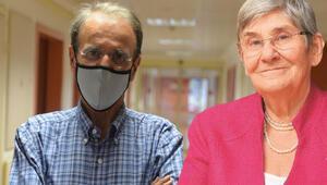 Son dakika haberleri... Canan Karatay Koronavirüse karşı gargara yapın demişti Profesör Mehmet Ceyhandan yanıt geldi