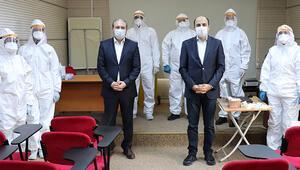 Son dakika haberler: Samsunda koronavirüs vaka sayıları yüzde 30 azaldı