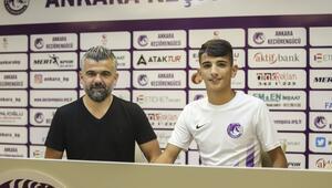 Son dakika   Fenerbahçe istedi, Ankara Keçiörengücü aldı Bilal Budak...