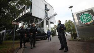 Almanya Futbol Federasyonunda şok arama Vergi kaçakçılığı suçlaması...