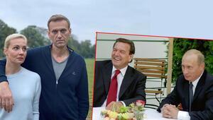 Son dakika haberi: Rus muhalif lider Navalni: Schröder Putinin katilleri koruyan uşağı
