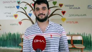 Gaziantepte takılarını satıp, öğrencisine televizyon alan öğretmene ödül
