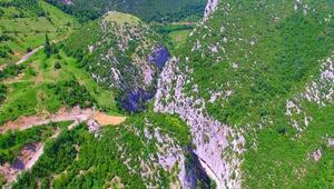 Bartın'ın doğa harikası, kesin korunacak hassas alan tescil edildi