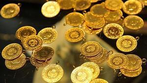 Altın 1,900 doların altına geriledi