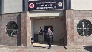 Sancaktepe'de otomobiline bindiği kadının parasını gasp eden engelli yakalandı