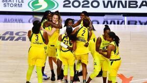 Son dakika | WNBAde şampiyon Seattle Storm