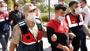 Dikkat çekmemek için inşaatta çalışan DEAŞ üyelerine operasyon