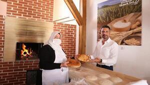 Sivrihisar'da ekmek evi açıldı