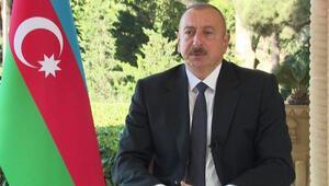Son dakika haberler... Azerbaycan lideri Aliyevden CNN TÜRKe özel açıklamalar