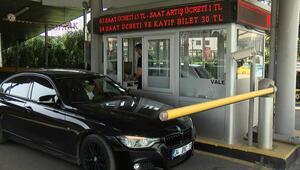 Araç sahipleri araçlarını korumak için kapalı otoparklara akın etti